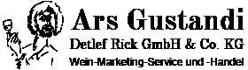 Ars Gustandi Detlef Rick GmbH & Co. KG Logo
